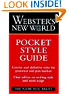 Webster's New World Pocket Style Guide