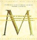 img - for L'age De L'inscription: La Rhetorique Du Monument En Europe Du Xve Au Xviie Siecle (Le Cabinet Des Images) (French Edition) by Pierre Laurens (2010-04-16) book / textbook / text book