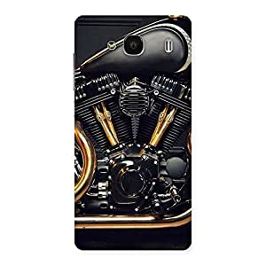 Premium Awesome Cruise Engine Back Case Cover for Redmi 2s