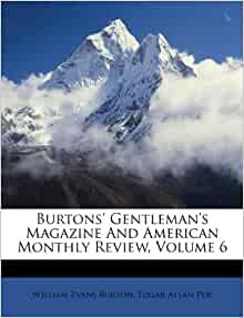 Burtons Gentleman S Magazine And American Monthly Review