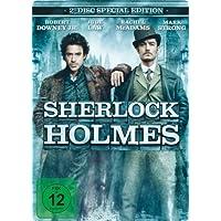 Sherlock Holmes (2 Disc im Steelbook) [Special Edition] [2 DVDs]