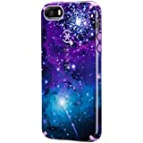 Speck Products Candyshell Inked Case for Apple iPhone 5/5s - Galaxy Purple/Revolution Purple