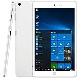 "The Best CHUWI Hi8 8"" Intel Quad Core Tablet Dual Operating System Win10/Android4.4 Retina Full HD Screen 1920*1200 2G RAM 32GB ROM Dual Cameras Winkey WiFi Bluetooth Google Play video review"