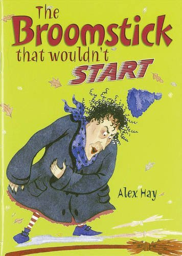 Pocket Tales: Brown: Level 4: The Broomstick That Wouldn't Start by Hay Alex (2005-07-07) Paperback (Hay Broom compare prices)