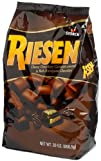 Riesen Chewy Chocolate Caramels, 30-O…