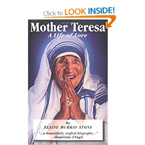 a short biography of mother teresa by elaine murray stone His support of the iraq war separated him further his writings include critiques of  public figures bill clinton, henry kissinger, mother teresa and diana, princess.