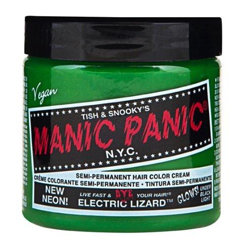 MANIC PANIC マニックパニック ヘアカラー クリーム 118ml : エレクトリック・リザード