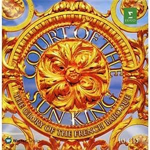 La Cour Du Roi Soleil (Coffret 10 CD)