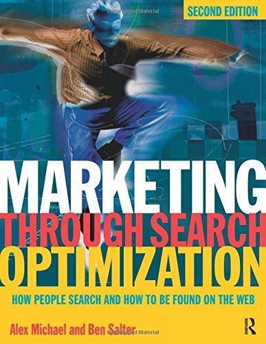 Marketing Through Search Optimization