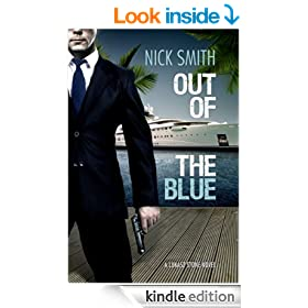Out of the blue (Lukasz Stone Book 1)
