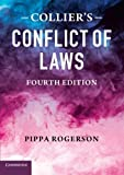 Collier's Conflict of Laws
