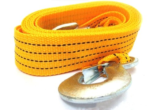 Generic (unbranded) 3-Ton Heavy Duty Car Towing Rope (9 Feet)