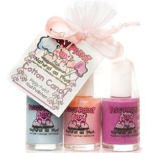 Piggy Paint Cotton Candy Gift Set