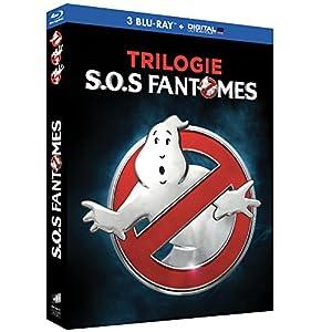 Trilogie S.O.S Fantômes [Blu-ray + Copie digitale]
