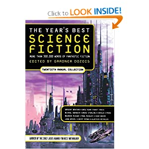 The Year's Best Science Fiction  20 - Gardner Dozois