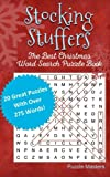 Stocking Stuffers: The Best Christmas Word Search Puzzle Book