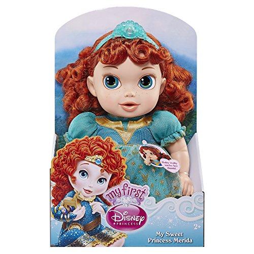 Disney Princess Deluxe Baby Merida Doll New Ebay