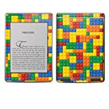 Skin for Amazon Kindle Touch - colored bricks
