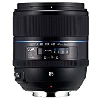 Samsung NX 85mm f/1.4 Camera Lens by Samsung Electronics