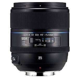 Samsung NX 85mm f/1.4  Camera Lens
