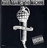 Rage Against The Machine Bullet In The Head - Colour Vinyl
