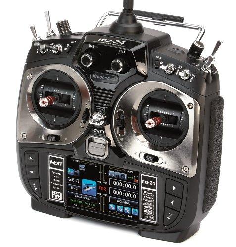 graupner S1006 - MZ-24, 12 Kanal Hott Fernsteuerung engl