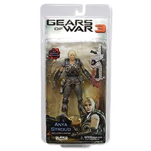 Neca - Gears of War 3: Anya Stroud 18cm - 0634482521571