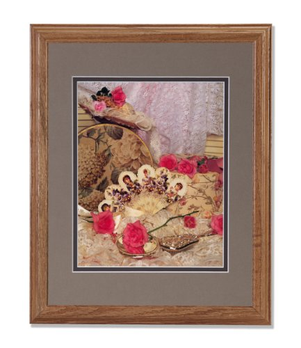 Oak Bedroom Vanity front-1070377