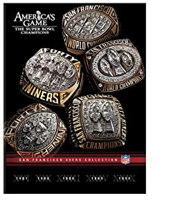 San Francisco 49ers: NFL America's Game [DVD] [Region 1] [US Import] [NTSC]
