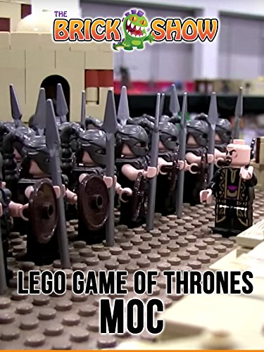 LEGO Game of Thrones MOC