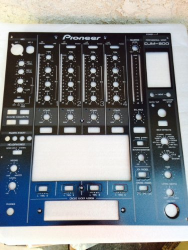 Pioneer Control Panel For DJM80