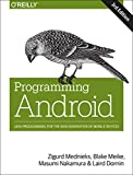 img - for Programming Android: Java Programming for the New Generation of Mobile Devices book / textbook / text book