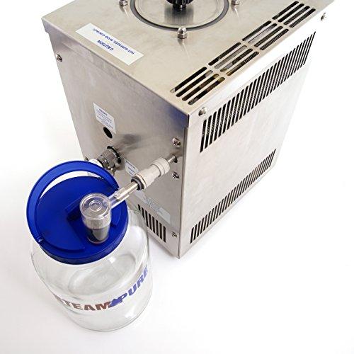 Steampure 110v Countertop Water Distiller Hardware