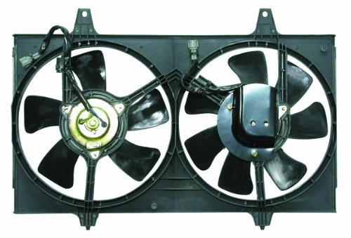 Depo 315-55002-000 Dual Fan Assembly by Depo