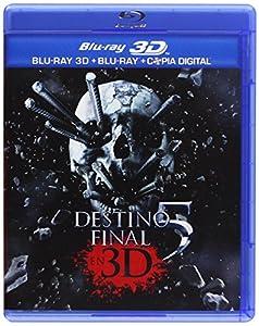 Destino Final 5 (BD3D + BD2D) [Blu-ray]