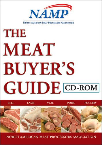 The Meat Buyers Guide, CD-ROM: Beef, Lamb, Veal, Pork, and Poultry