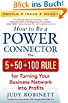 How to Be a Power Connector: The 5+50...