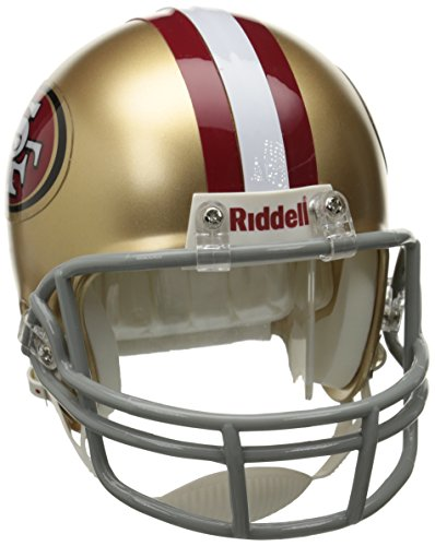 NFL San Francisco 49ers Replica Mini Football Helmet