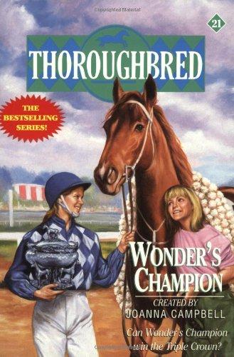 Wonder's Champion (Thoroughbred Series #21)