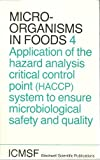 img - for Microorganisms in Foods: Application of the Hazard Analysis Critical Control Point System to Ensure Microbiological Safety and Quality v. 4 book / textbook / text book