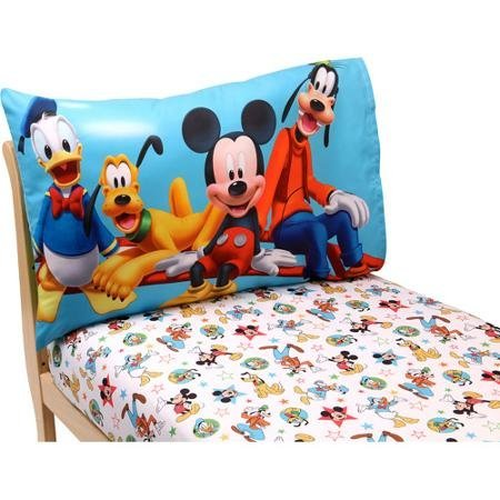 Disney Mickey Mouse Clubhouse Toddler Sheet Set - 1