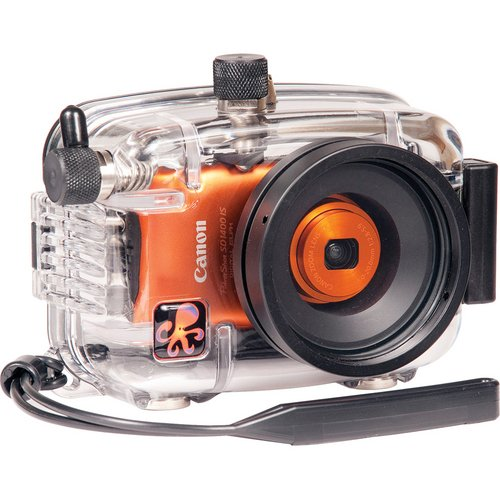 Ikelite Underwater Camera Housing for Canon Powershot