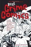 Paul Gravett The Mammoth Book of Best Crime Comics