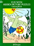 img - for Fun with Hidden Picture Puzzles Coloring Book (Dover Children's Activity Books) book / textbook / text book