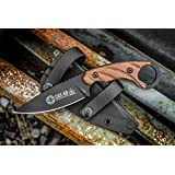 TOPS Knives C.U.T 4.0 Combat Utility Tool Fixed Blade Knife