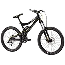 Mongoose Pinn'r Apprentice Dual Suspension Mountain Bike 26Inch