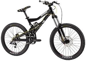 Amazon.com : Mongoose Pinn'r Apprentice Dual Suspension Mountain Bike