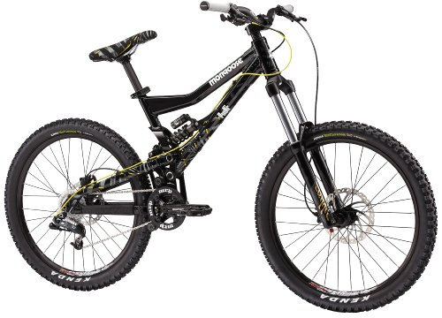 Mongoose Pinn'r Apprentice Dual Suspension Mountain Bike (26-Inch Wheels)