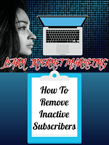 Aweber - How To Remove Inactive Subscribers