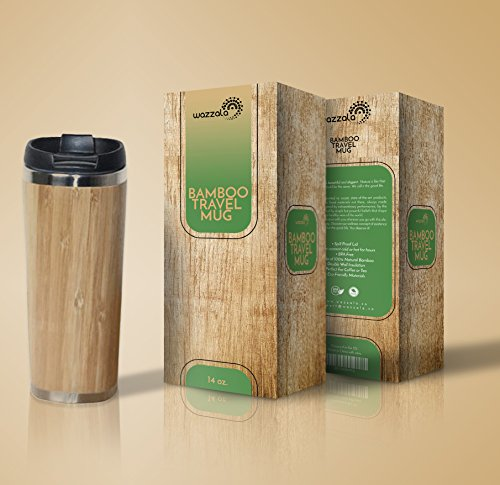Premium-Bamboo-Stainless-Steel-Travel-Thermos-Mug